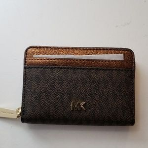 NWT, Michael Kors Card Case